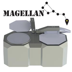 Magellan : sextant électronique